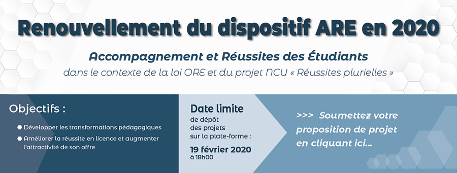 projet ARE